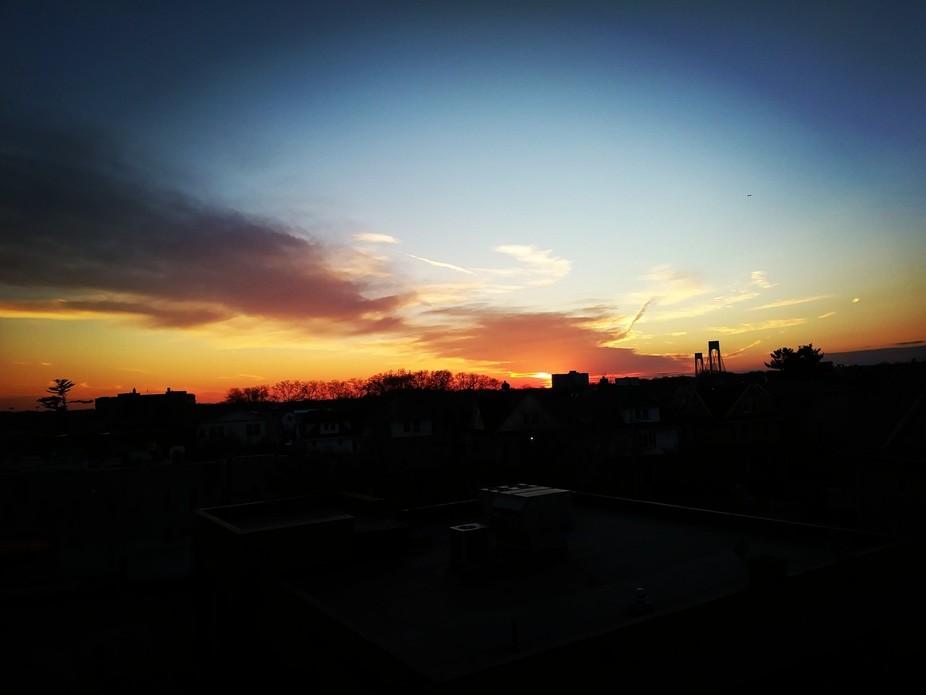 Sunset ???? nyc