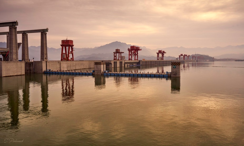 Three Gorges Dam, China