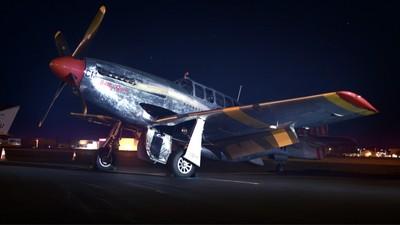 P-51 Mustang Ready for Flight