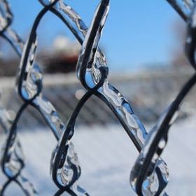 Chain-Link Ice