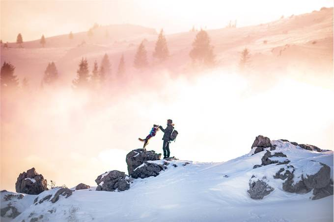 Us against the world by jollyvicky - The Cold Winter Photo Contest