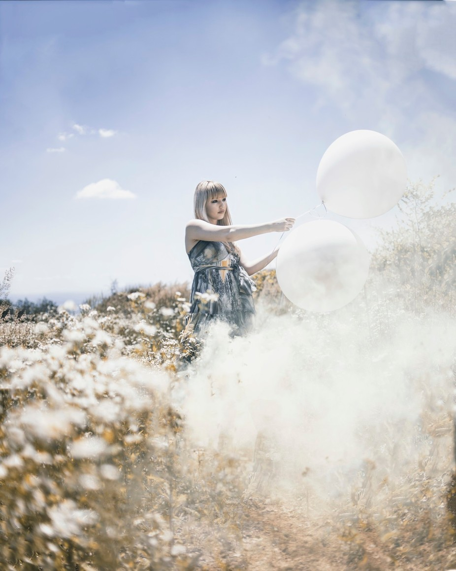 Paulina by ivanabellazadro - Show Balloons Photo Contest