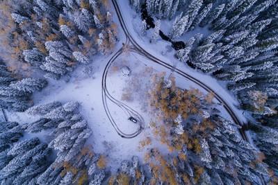 Owl Creek Pass Fall Freeze
