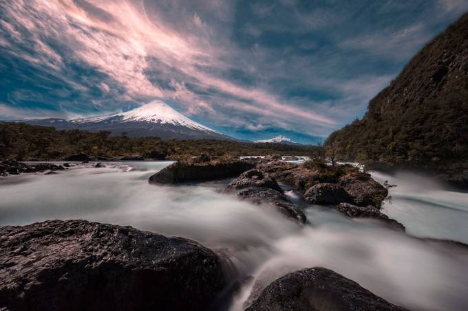 Volcanic River by paaluglefisklund - Moody Vistas Photo Contest