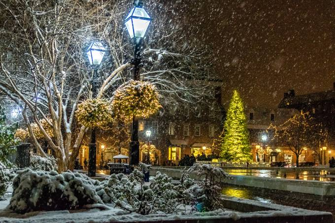 Market Square_Old Town Alexandria_December 2017-1 by rapowell71 - Holiday Lights Photo Contest 2017
