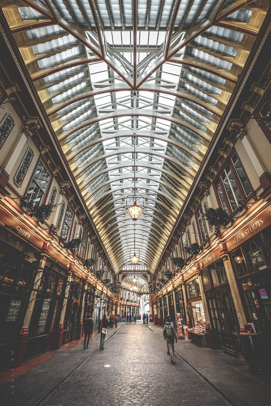 Leadenhall by mrkirby - Ceilings Photo Contest