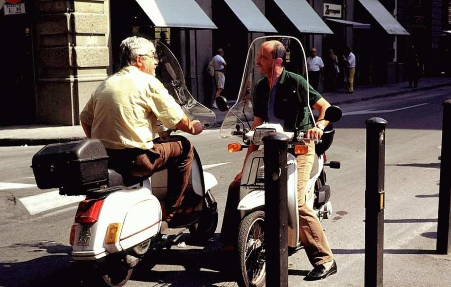 Italian street culture