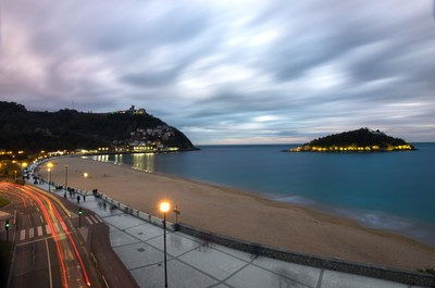 Blend mode in San Sebastian