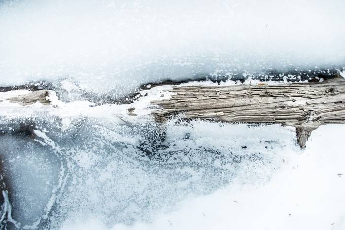 Frozen Tundra by deitrick - Epic Abstractions Photo Contest