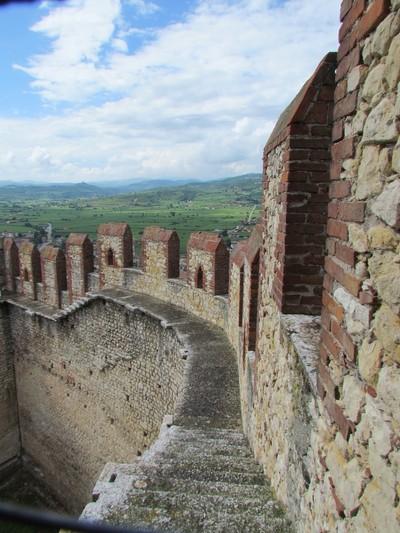 Medieval Castle - Guards Walkway