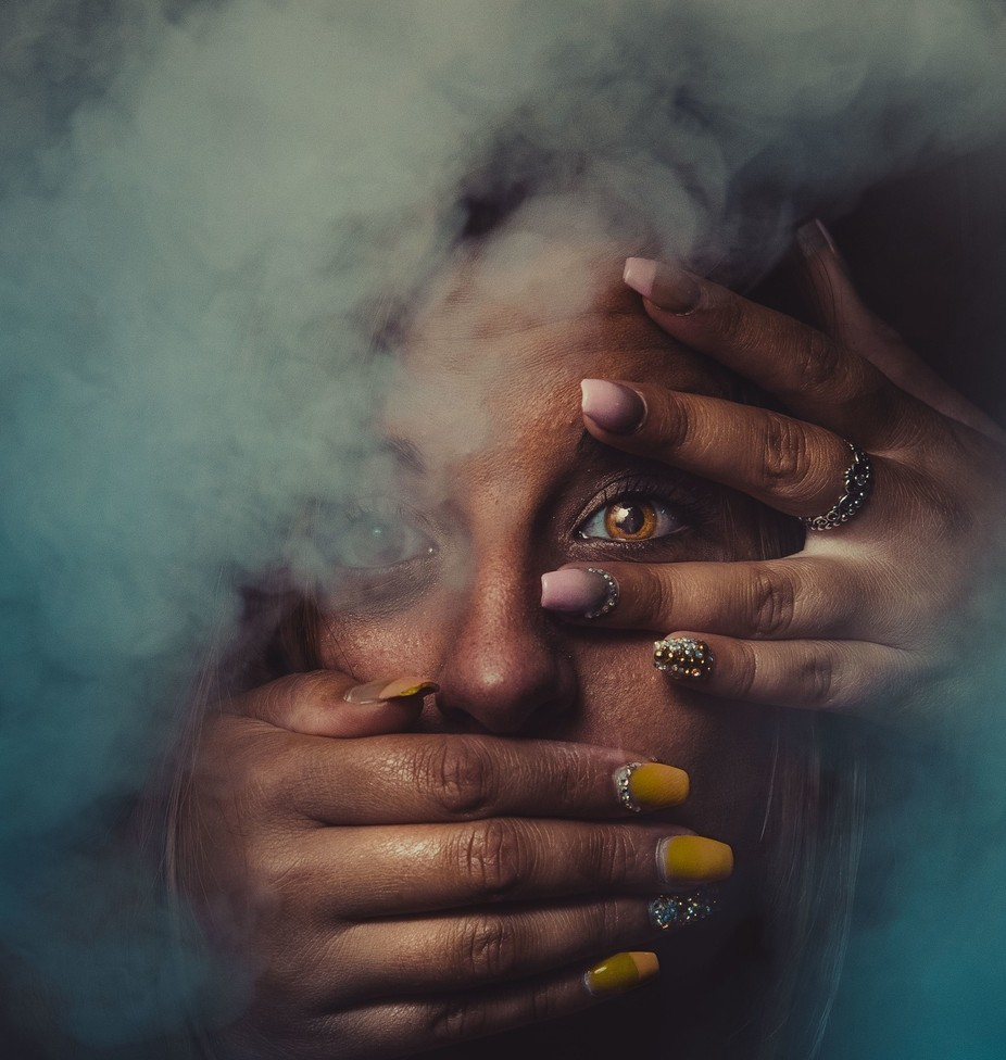 EYEs by Junejissle - Everything Smoke Photo Contest