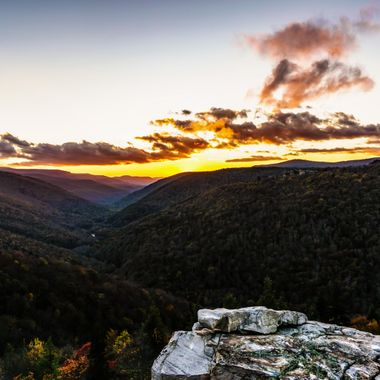Day's End in Dolly Sods