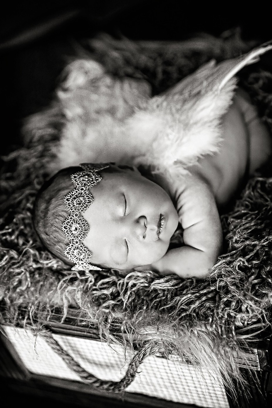Sleeping sweetly by vanessasiggardkay - Anything Babies Photo Contest