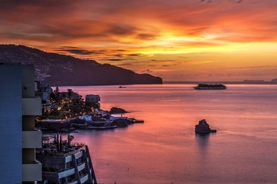 Madeira Sunrise 4