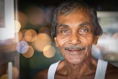street food vendor Sri Lanka