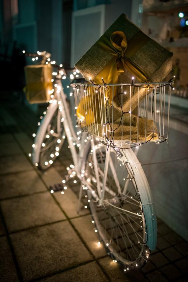 Driving to Christmas ... by daruvarskiportfolio - Holiday Lights Photo Contest 2017