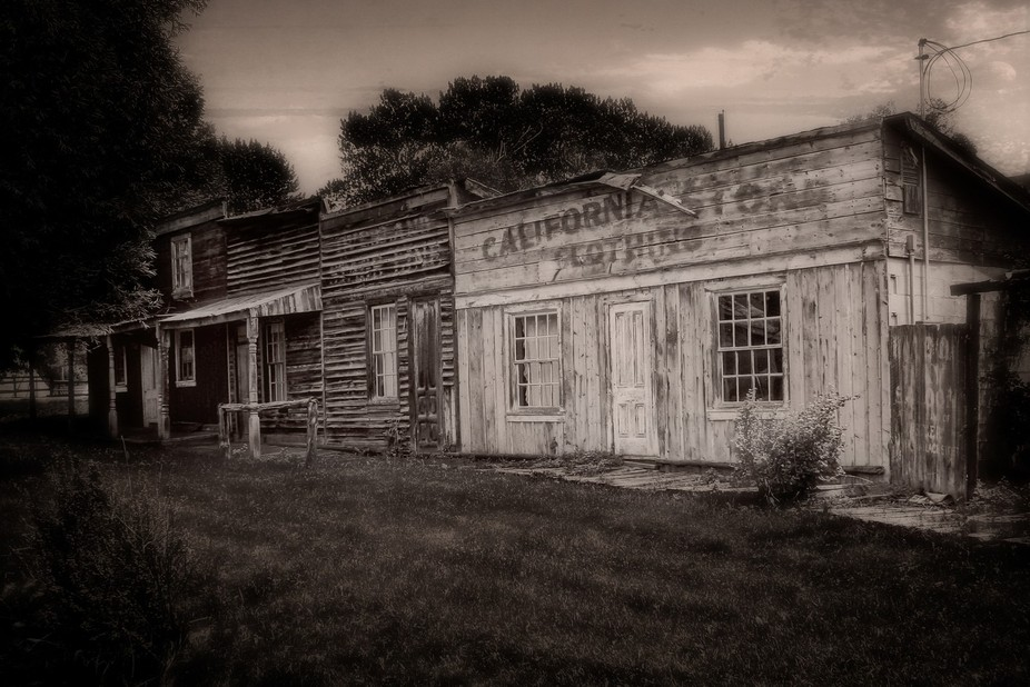 Virginia City Ghost Town