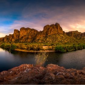 Salt River Evening