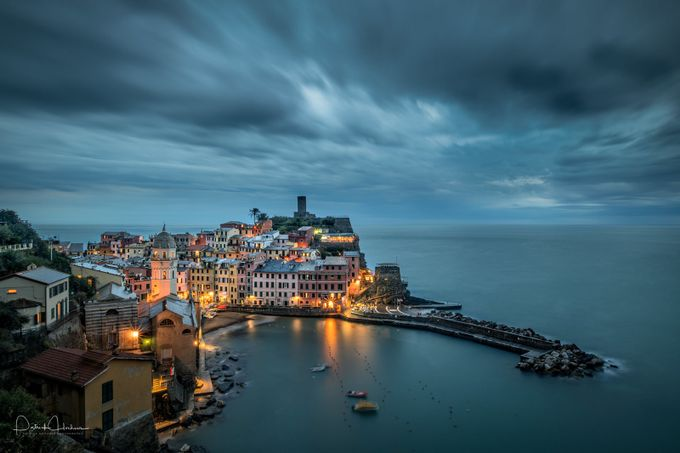 Vernazza, Cinque Terre, Italy by Patosan - I Love My City Photo Contest