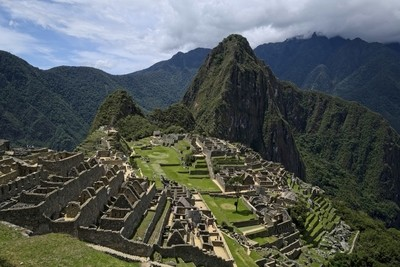 Lost City of the Incas - Machu Picchu