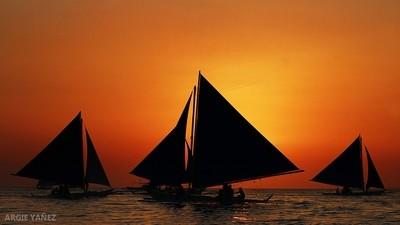 Malay Sunset