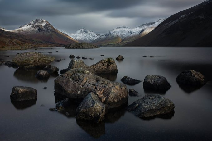 Wast Water by StuartByles - Monthly Pro Vol 38 Photo Contest
