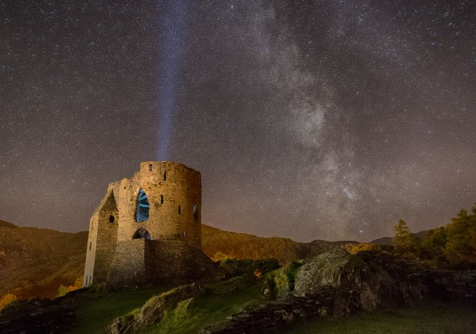 Welsh Castle by MarcClack - Social Exposure Photo Contest Vol 13