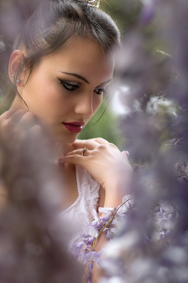 Gabriela Dream by littlebearph - Weddings And Fashion Photo Contest