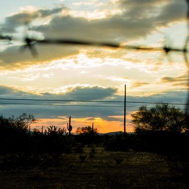 Near Wickenburg, AZ