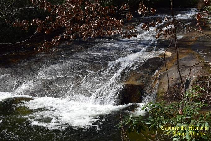 Sliding Rock Falls 3