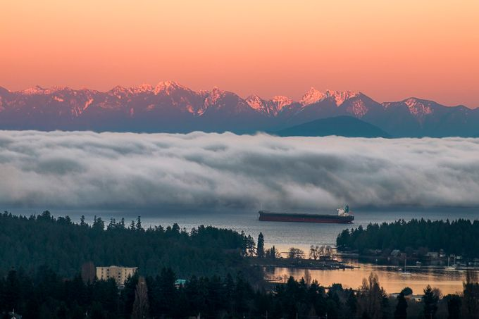 cloud sunset by Grant_Richardson - Fog And City Photo Contest