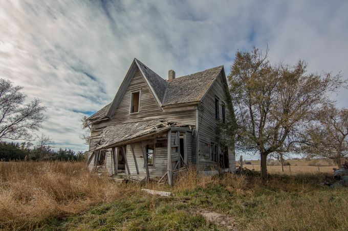 Left-overs by dianadowhower - Abandoned Photo Contest