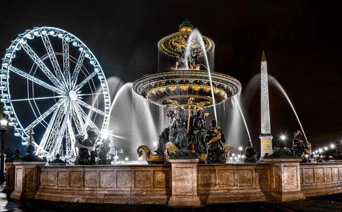 Place de la Concorde by BJE07 - This Is Europe Photo Contest