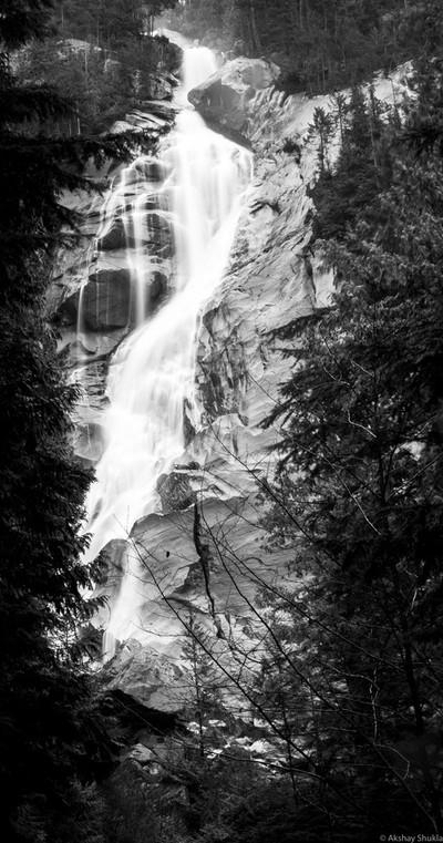 Shanon Fall - Squamish