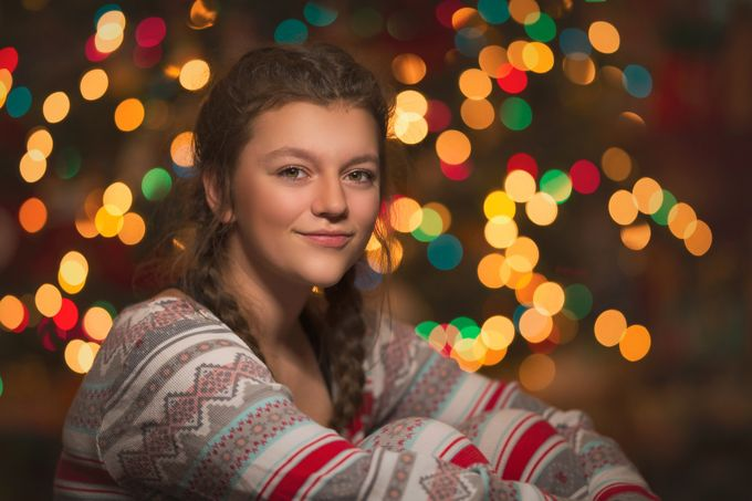 Oh, Christmas Tree by BKoesel - People With Bokeh Photo Contest