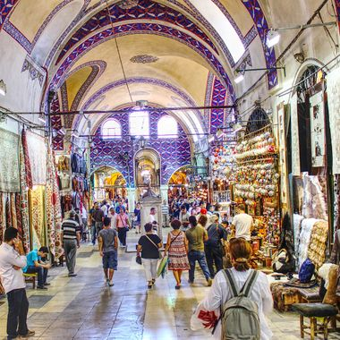 I took this photo when me and my family were in Istanbul in the year 2012. We went to the Closed Pazaar to look around. This was one of the photos I took that day.