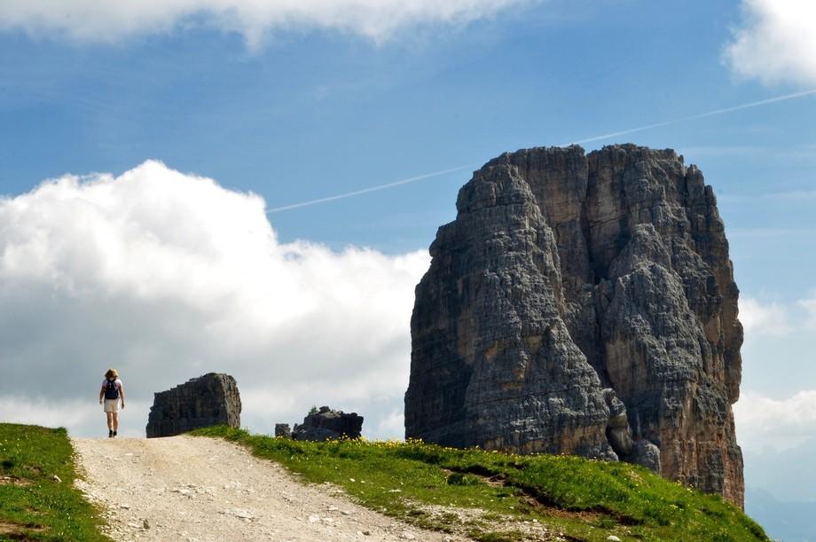 The Cinque Torri, Dolomites