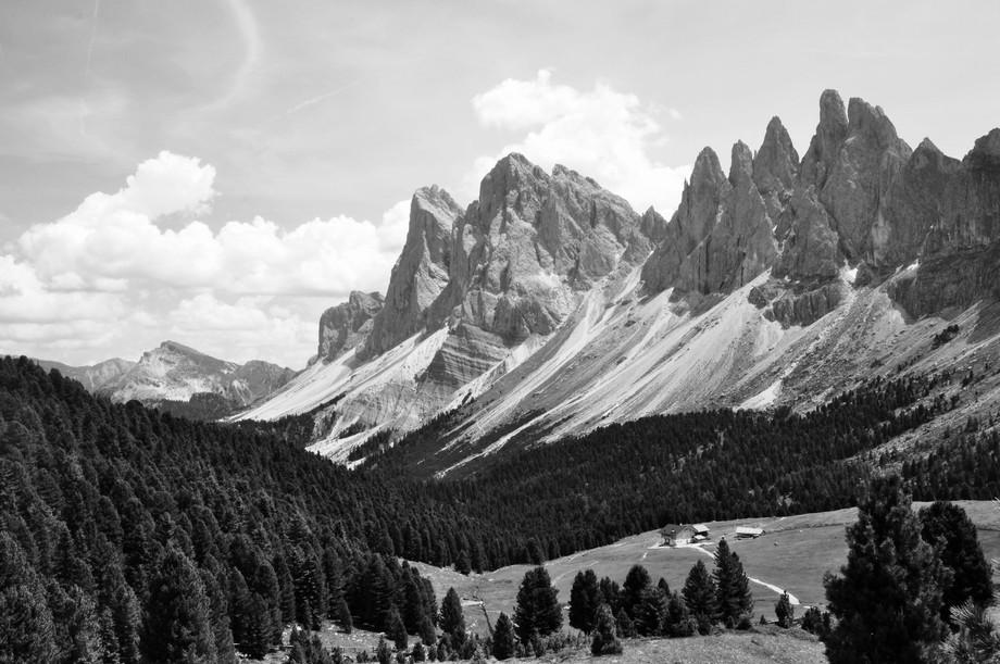 The Mountain Idyll