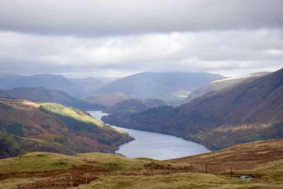 Thirlemere from Steel Fell