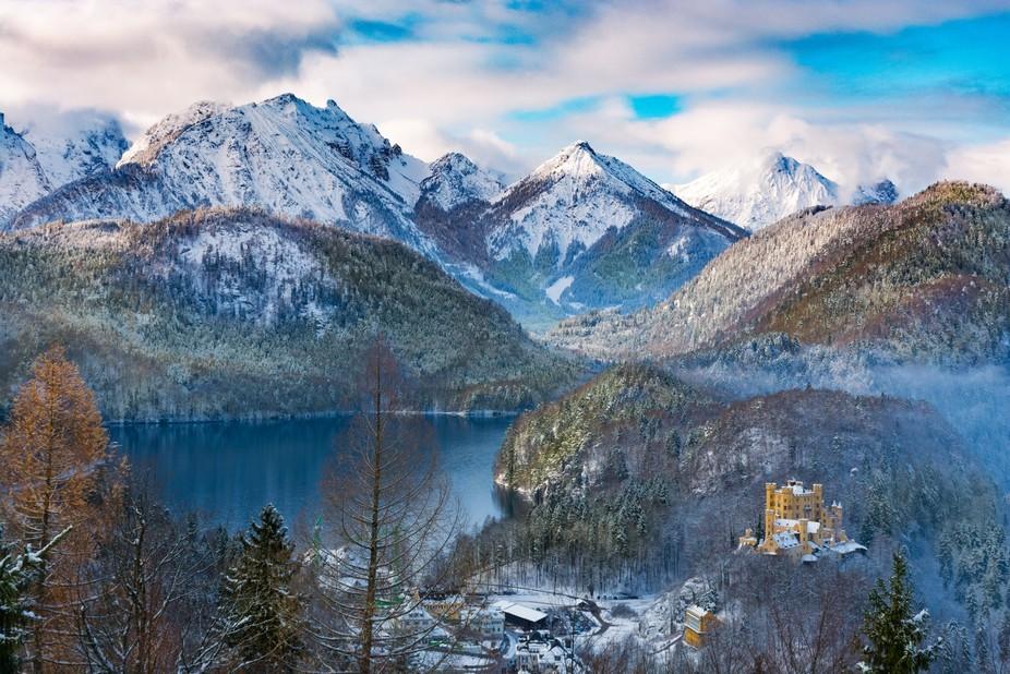 Bavarian Serenity