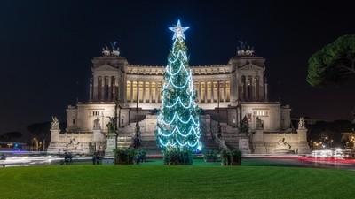 Roma Natale al Vittoriano