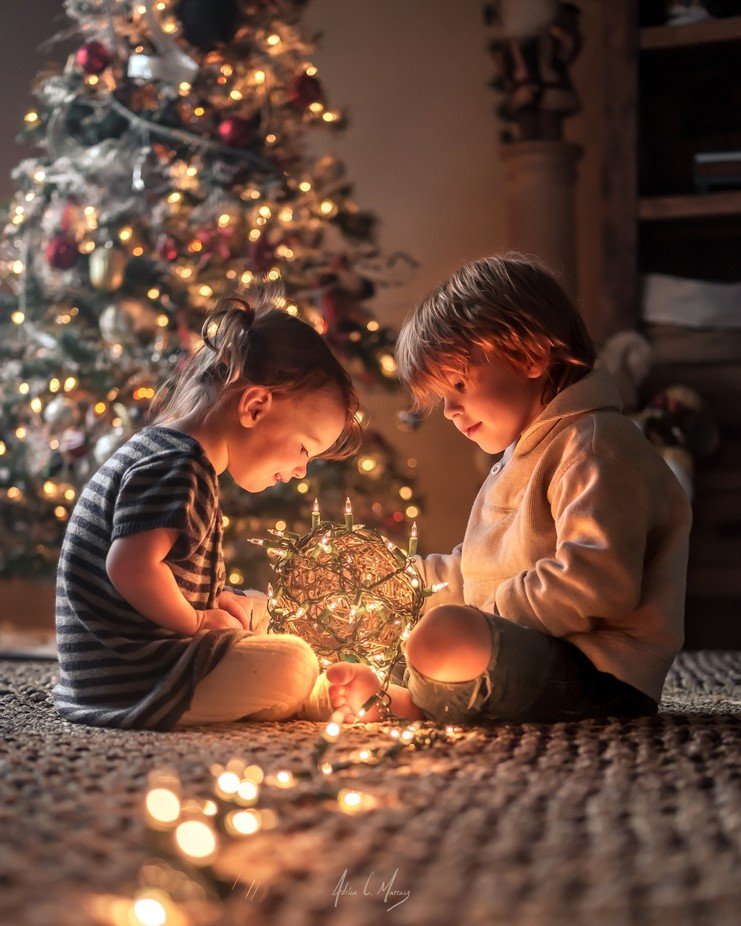 ADMU0046 by adrianmurray - Holiday Lights Photo Contest 2017