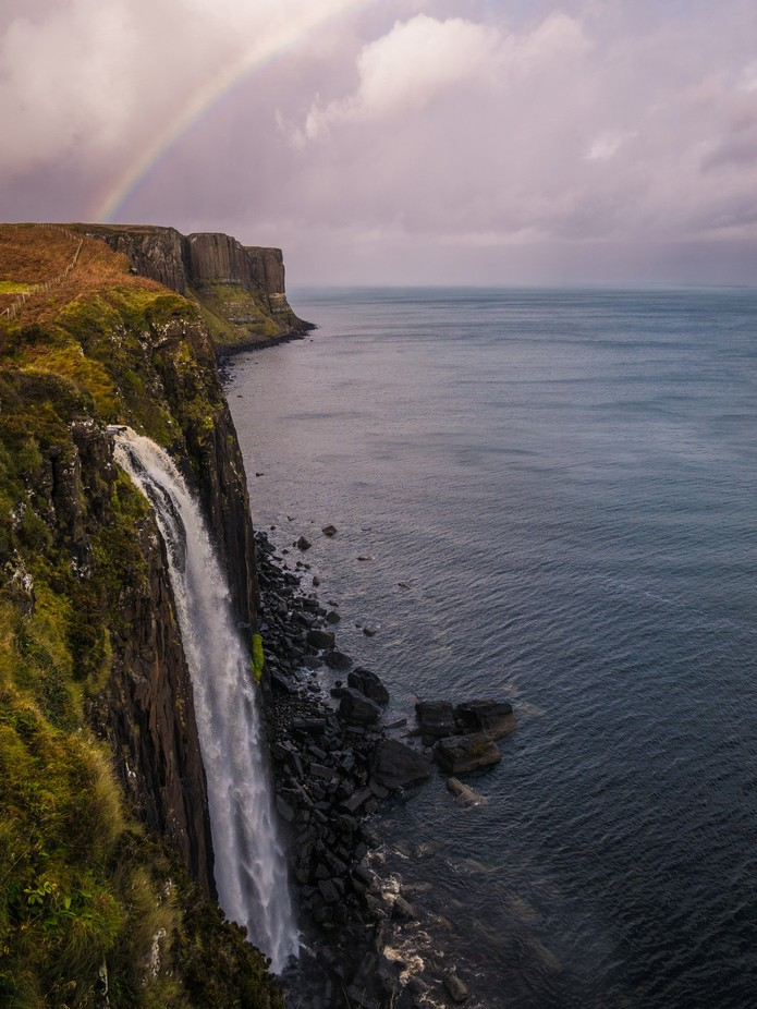 Isle of Skye by Woodstokkz - Spectacular Cliffs Photo Contest