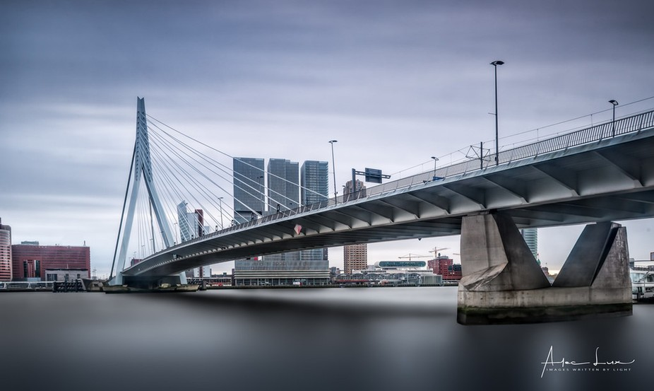 Been to Rotterdam for several days. I took some shots of their modern architecture. It's...