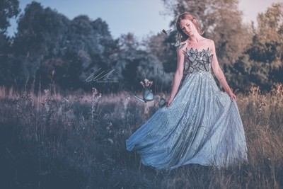 Dancing in the Field of Blue - August 31 2017