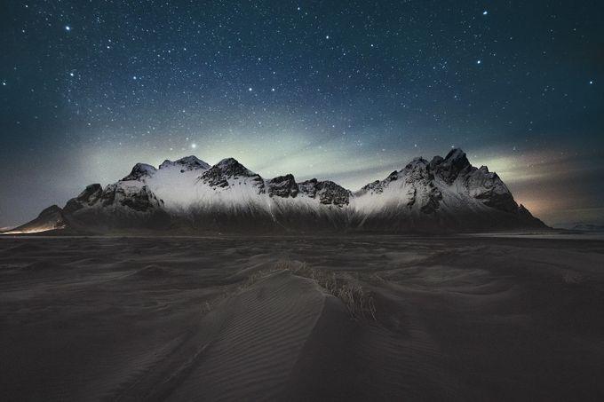 Vestrahorn by Brian_Lichtenstein - The Cold Winter Photo Contest