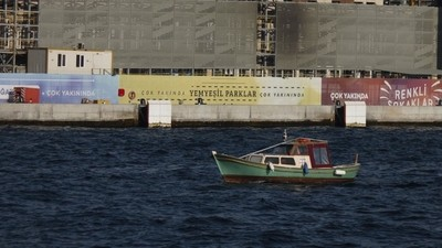 The fisherman boat