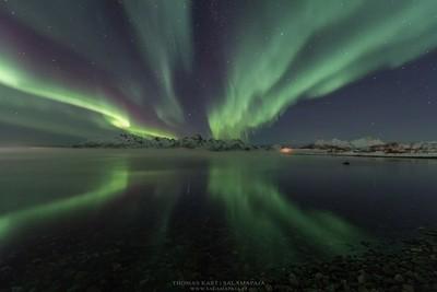Double auroras