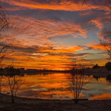 Peck Road Sunset-8469