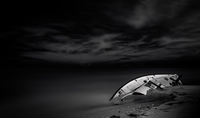Anclote Island Shipwreck  by Ricky303 - Abandoned Photo Contest
